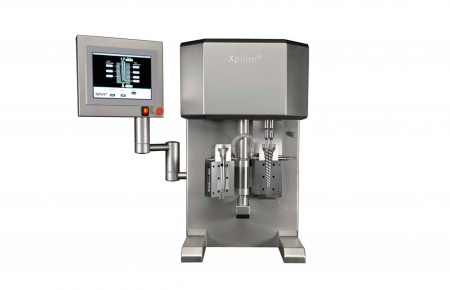 Xplore Pharma melt extruder