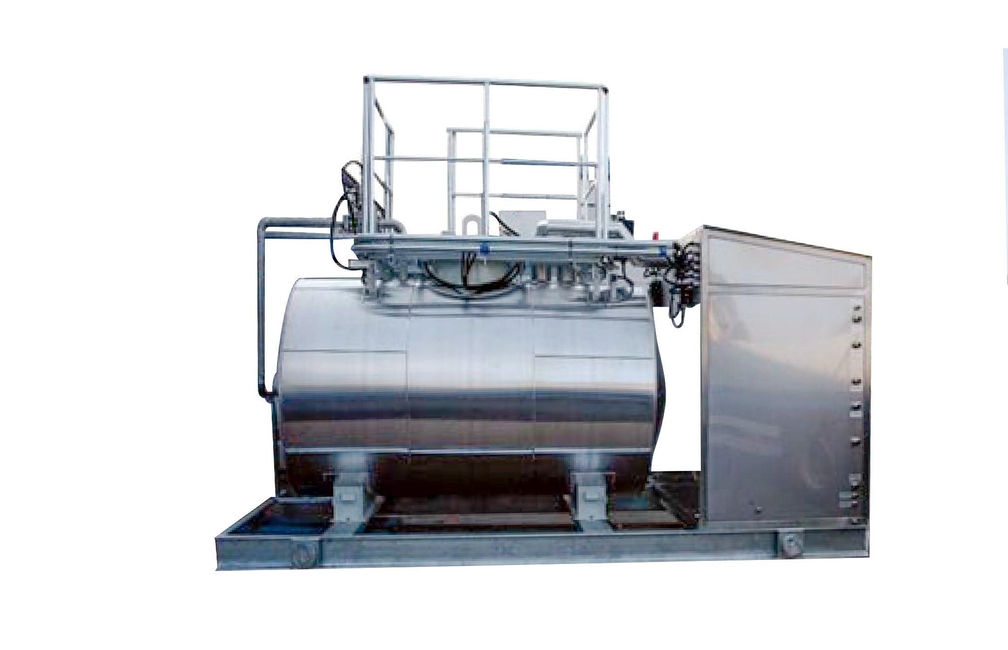 Inyección de metanol