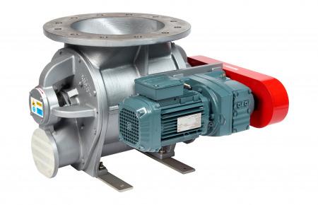 Válvula rotativa de paso a través modular BSM