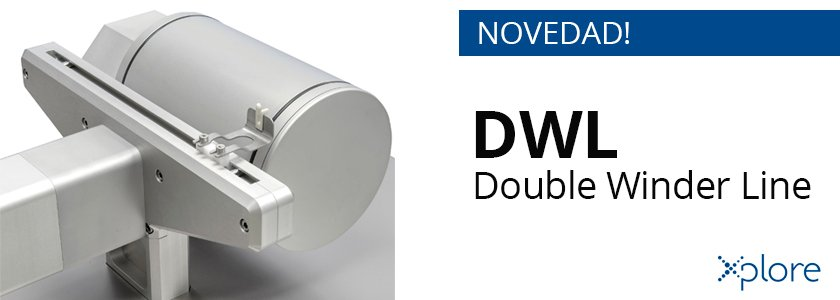 XPLORE presenta DWL Double Winder Line