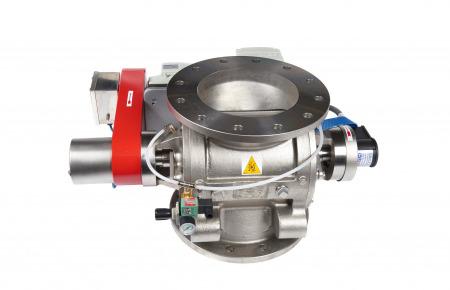 Válvula rotativa robusta modular HDM