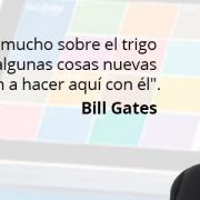 Bill Gates, interesado en el Farinógrafo de Brabender