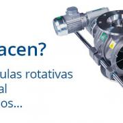 Así se hacen las válvulas rotativas de Gericke-Rotaval