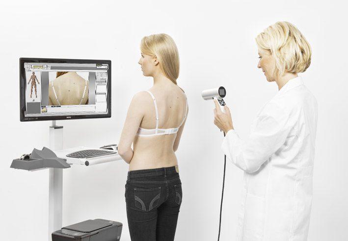 Dermatoscopia digital... ¡todo ventajas!