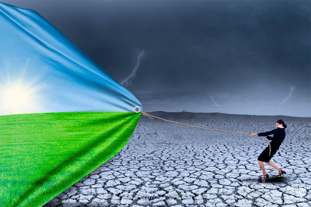 Gas Natural para frenar el cambio climático