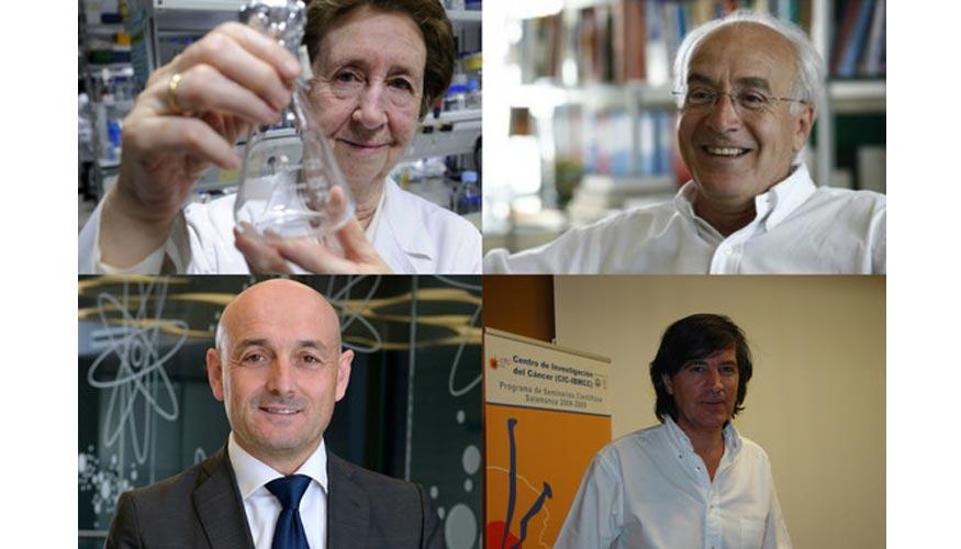 Cuatro españoles han inspirado a una generación de jóvenes científicos