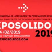 EXPOSOLIDOS 2019 ya supera la cifra de expositores a la anterior edición