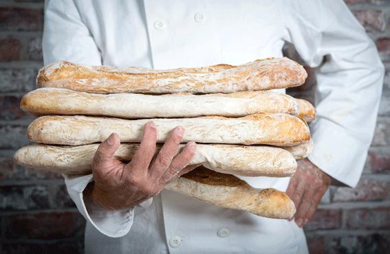 La baguette francesa sigue los pasos de la pizza napolitana