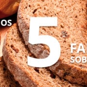 5 Falsos mitos que giran alrededor del pan