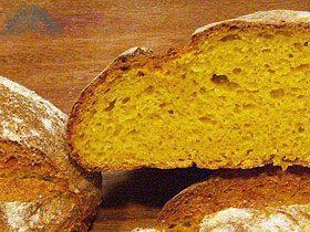 Pan de maíz, ideal para los celíacos