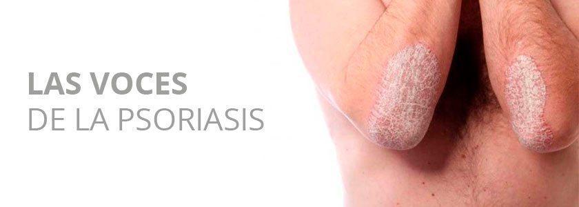 Las voces de los pacientes de Psoriasis