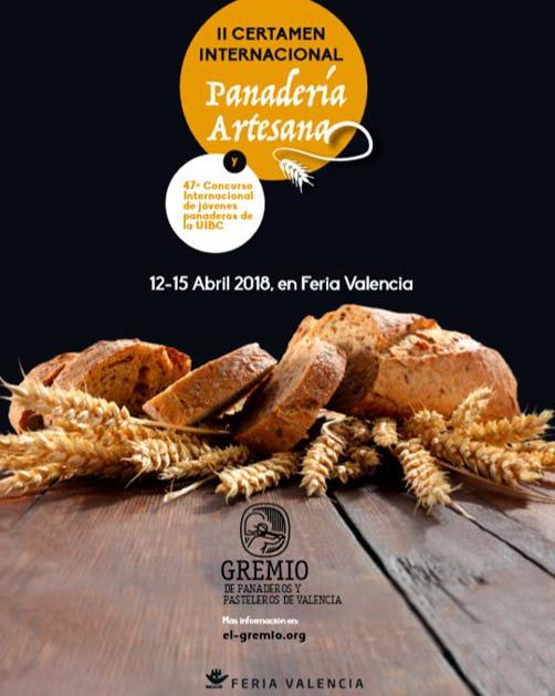II Certamen Internacional de Panadería Artesana
