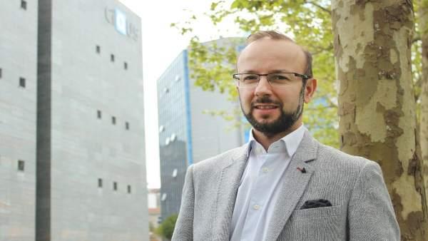 Javier Montenegro, Premio Joven Investigador de la Real Sociedad Española de Química