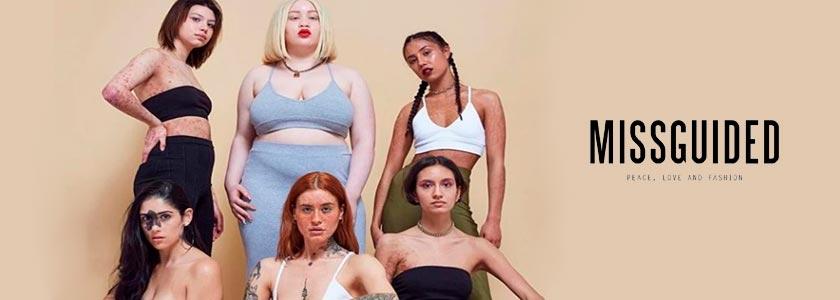 #InYourOwnSkin: Interesante campaña dónde las modelos nos muestran su piel