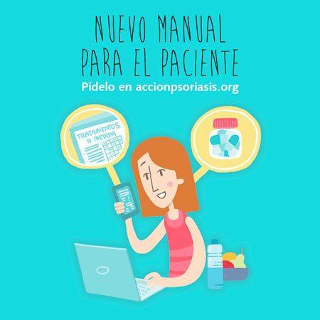 Nuevo manual de psoriasis y artritis psoriática
