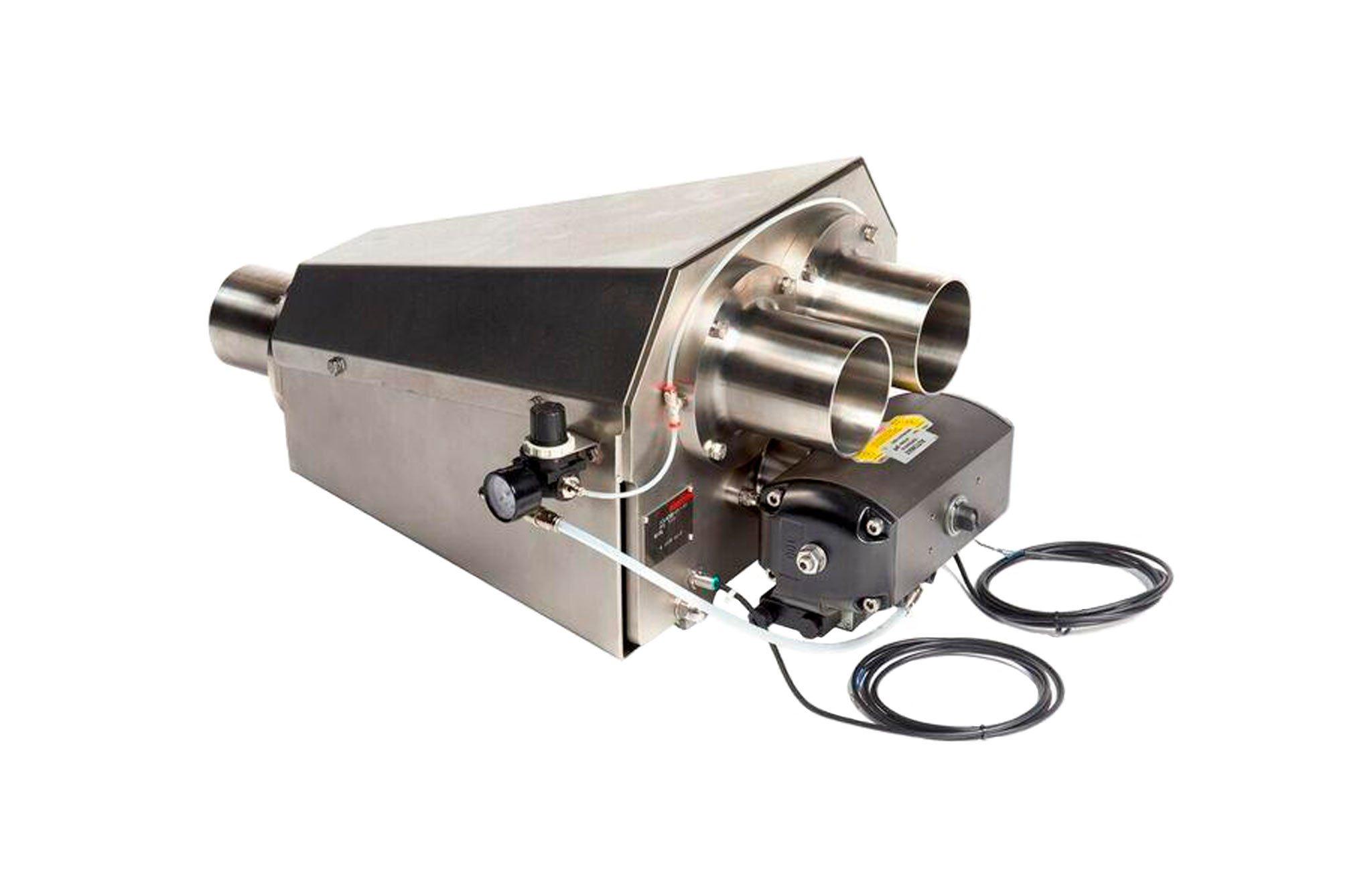 Válvulas desviadoras / Selector de tubería (PS)