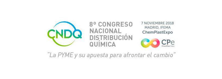 8º Congreso Nacional de la Distribución Química (8CNDQ)