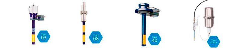 Sondas de pH esmaltadas Pfaudler para el sector de alimentación