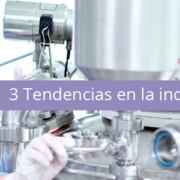 Las tres principales tendencias de la industria química en 2018