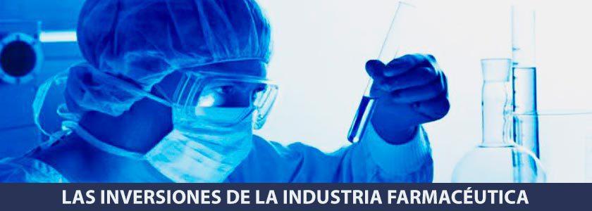 La industria farmacéutica invierte más de 560 millones en transferencias de valor