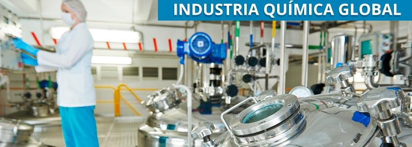 Los números de la industria química a nivel mundial