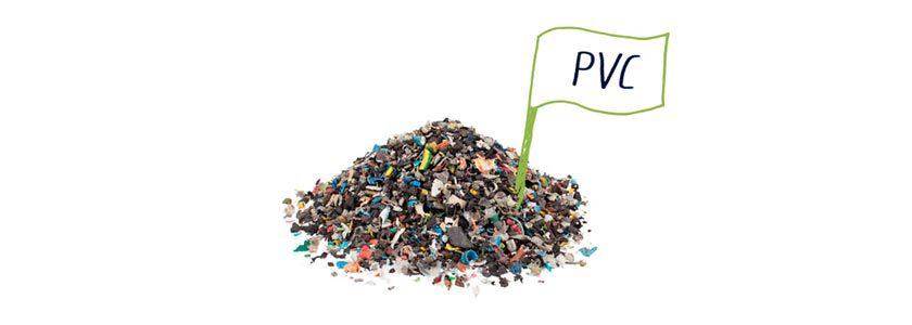 En 2018 se reciclaron casi 740 toneladas de PVC