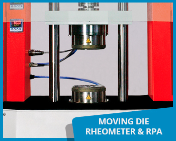Moving Die Rheometer & RPA