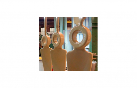 PFAUDLER ANTI STATIC GLASS ASG