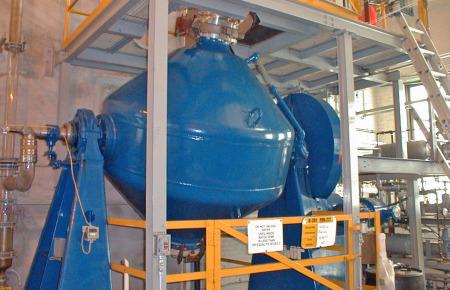 Conical Dryer Blender (CDB)