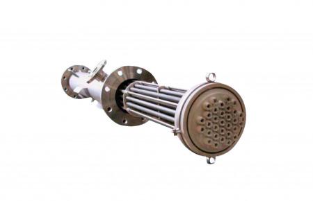 Tubos de carburo de silicio - serie SCO
