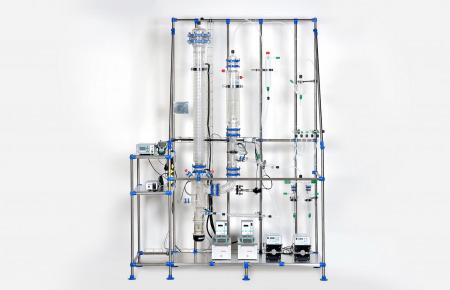 Sistemas de destilación