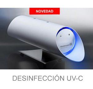 Desinfección UV-C