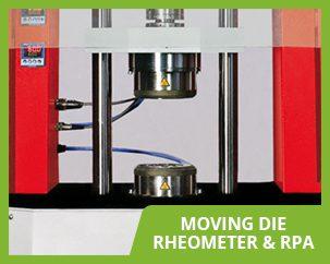 Moving Die Rheometer & RPA