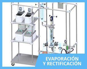 Evaporación y Rectificación