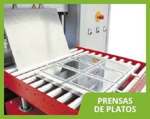 Prensas de platos