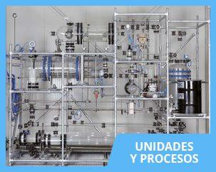 Unidades y procesos